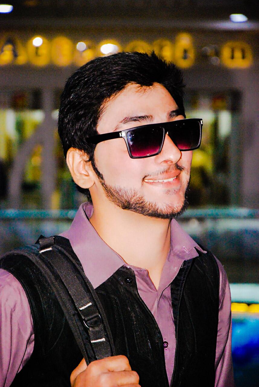 M Ahmed Awan Fashion Modeling, Excel