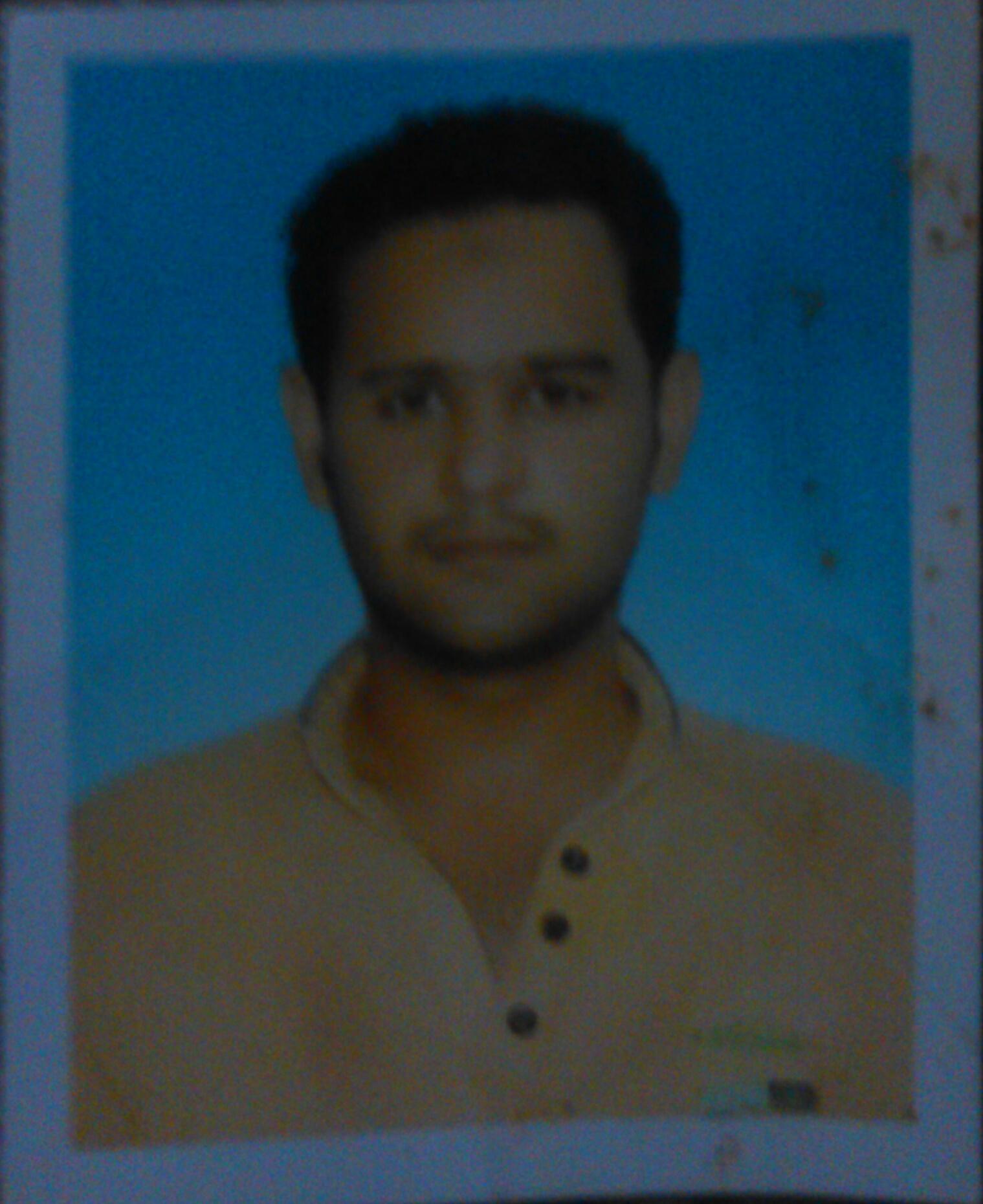 Zeeshan Arshad Electrical Engineering
