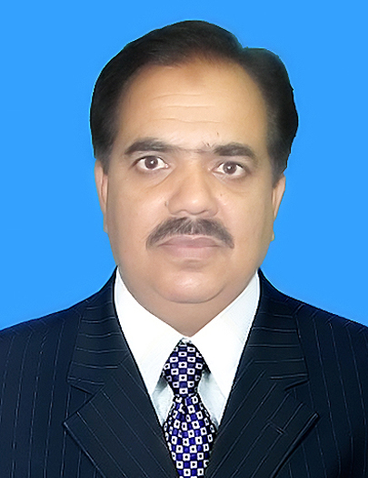 Anwar Sher Lodhi English (US)