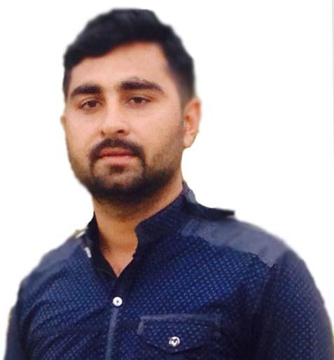 Jahazeb Hameed Website Design