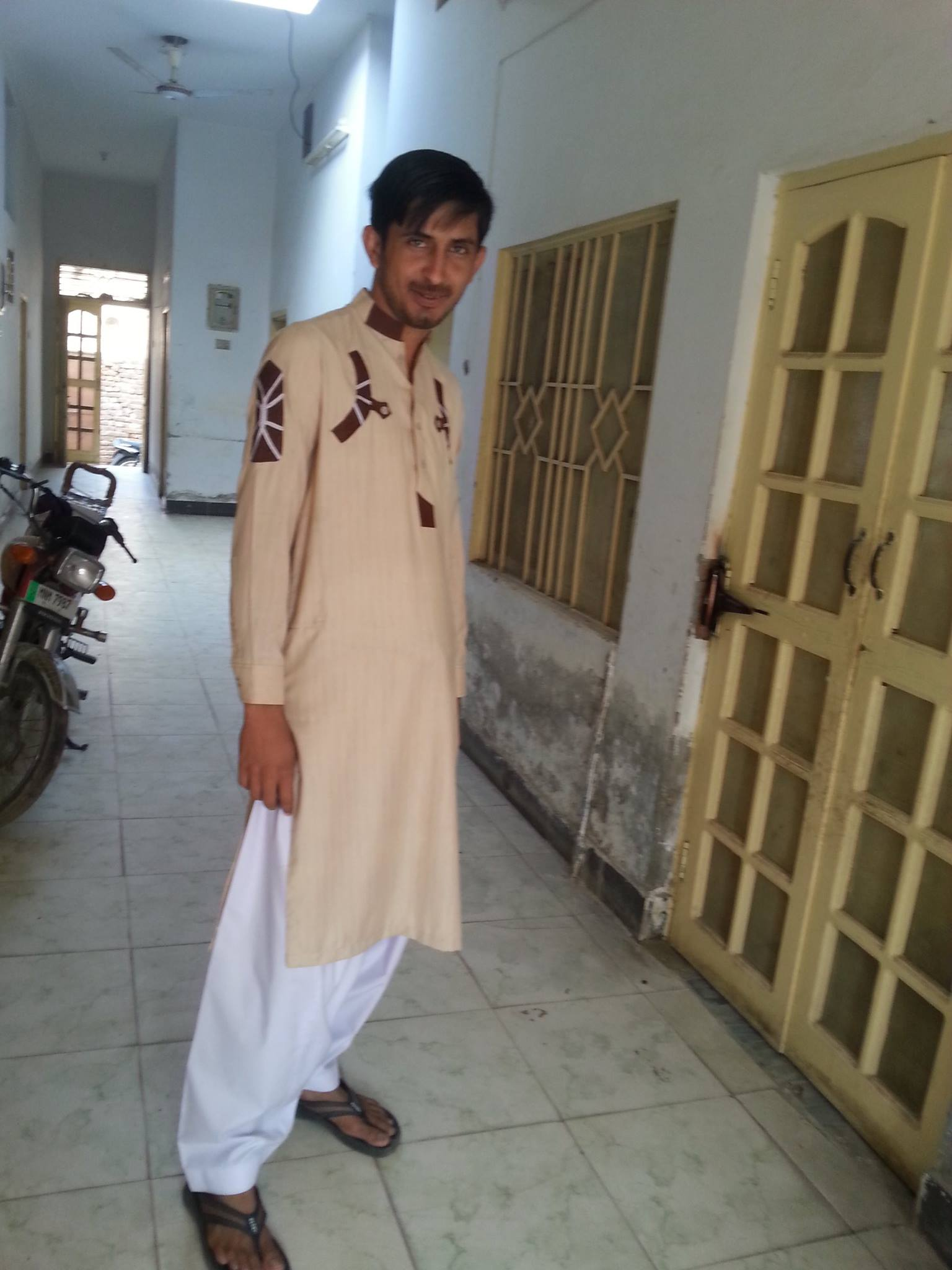 Muhammad Afaq Ahmad Report Writing