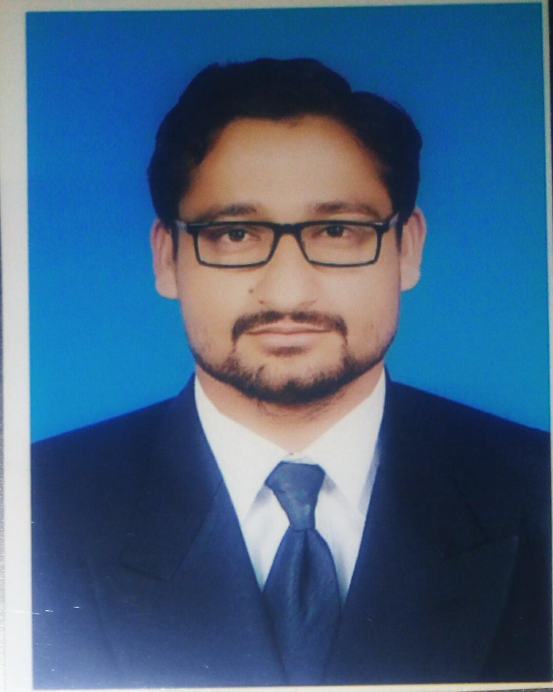 Mazhar Hussain OCR