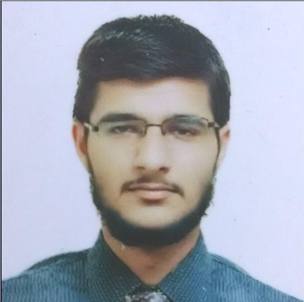 Muhammad Salman Shahid Data Entry, Excel, Arduino, Electronics, Instrumentation, Robotics, Electricians
