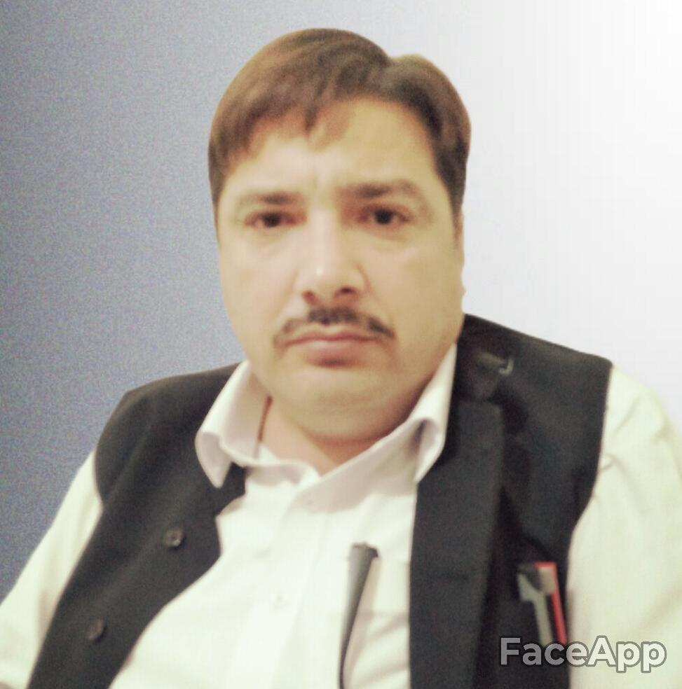 Muhammad Ahsan Khan Legal