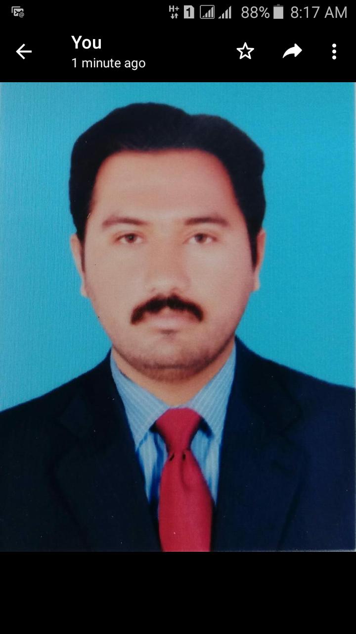 Muhammad Tabish Shahzad