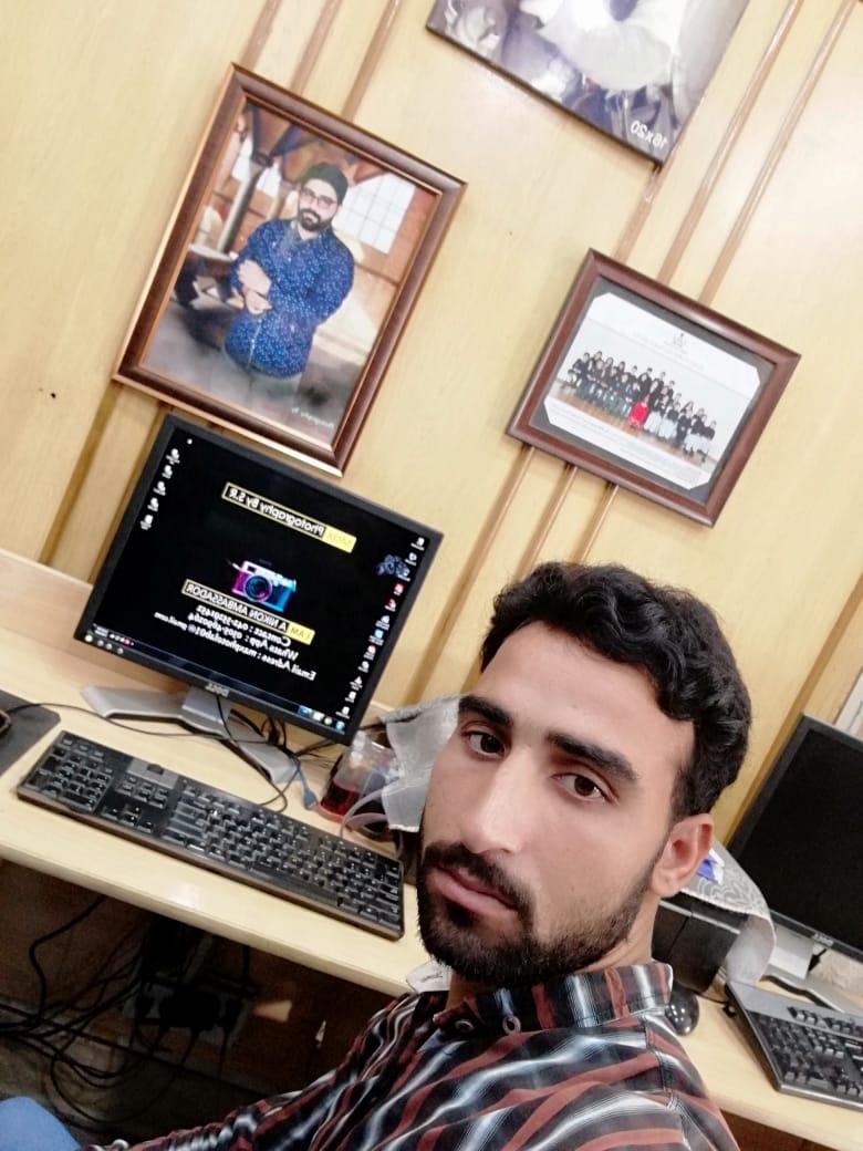 Jamshaid Raza CSS