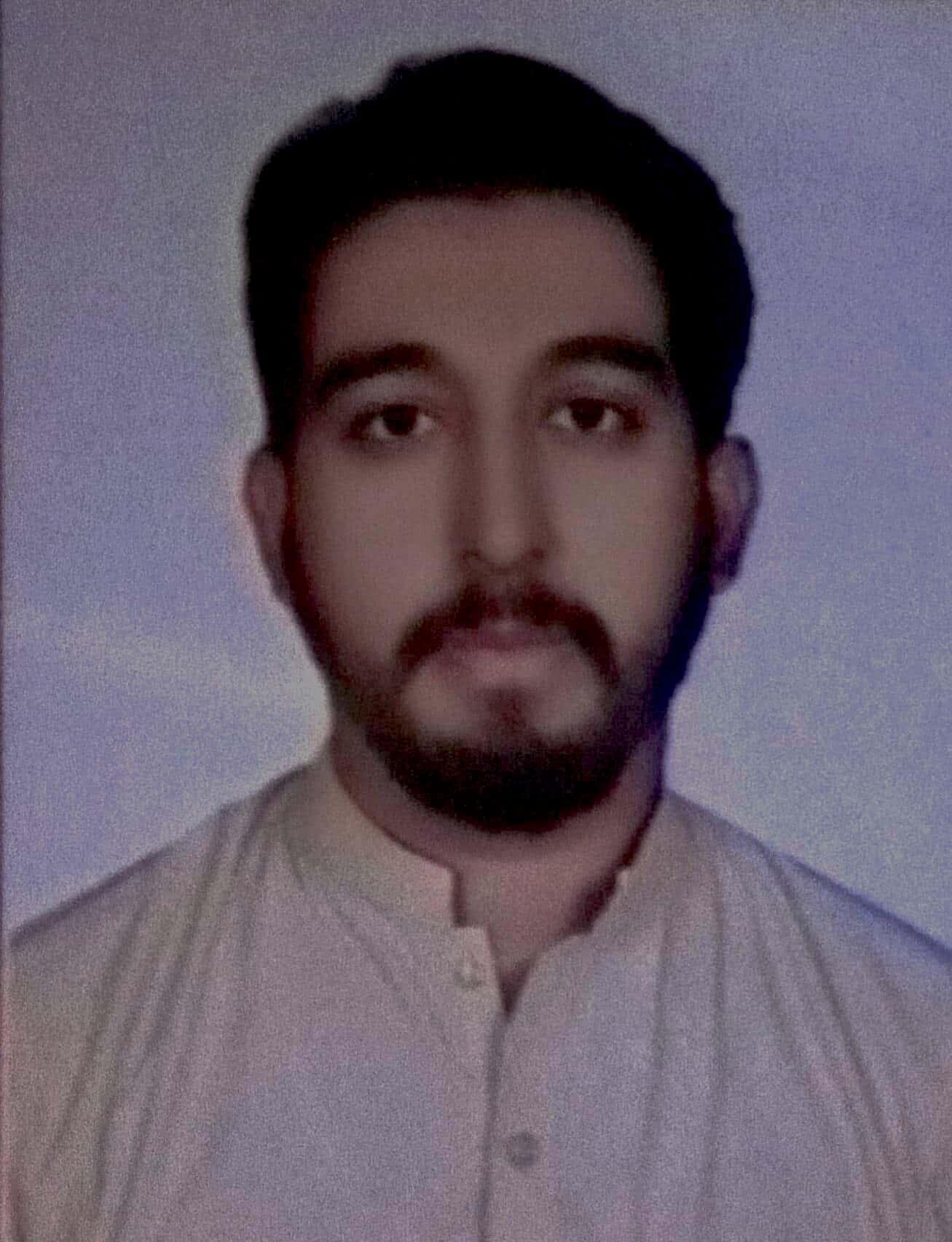 Syed Azhar Ali Shah Word